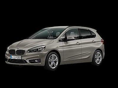 gebraucht BMW 218 Active Tourer d xDrive Luxury Line Aut.