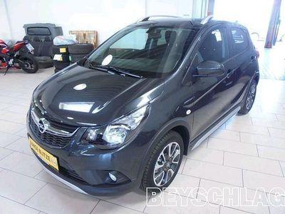 brugt Opel Karl 1,0 Ecotec Rocks Limousine,