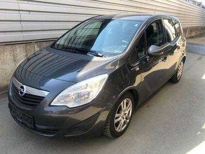 gebraucht Opel Meriva 1,3 CDTI ecoFlex Cosmo alu klimatronik euro 5