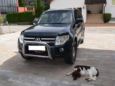 gebraucht Mitsubishi Pajero Wagon Instyle 3,2 DI-D TD
