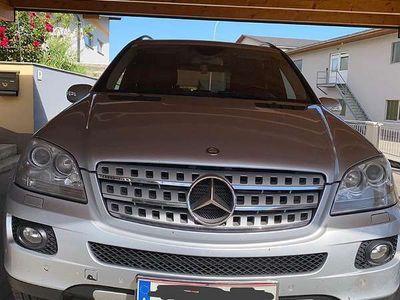gebraucht Mercedes ML280 M-KlasseCDI 4 Matic 7Gang SUV / Geländewagen