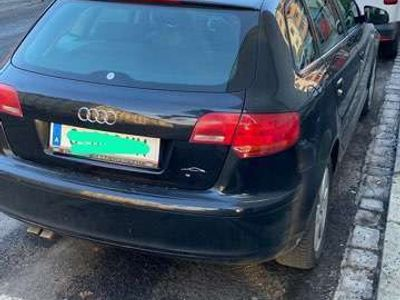 gebraucht Audi A3 Sportback Ambiente 1,9 TDI DPF