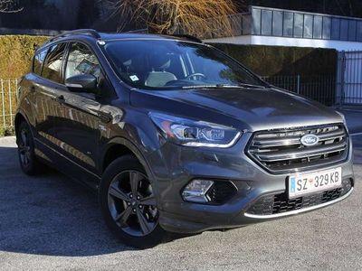 gebraucht Ford Kuga 2,0 TDCi ST-Line AWD SUV / Geländewagen