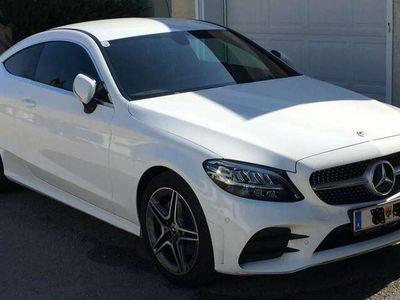 gebraucht Mercedes C220 d Coupe 4MATIC Aut.