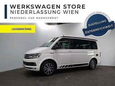 gebraucht VW California T62.0 TDI DSG Coast Edition Camper L ... Kombi / Family Van