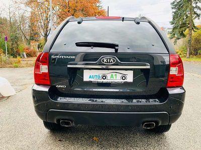 gebraucht Kia Sportage Active 2,0 CRDi DPF 4WD Allradantrib Erst Besitz