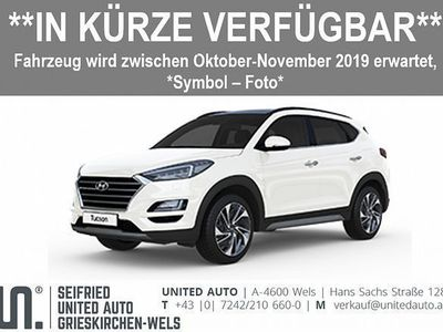 used Hyundai Tucson 1,6 CRDI Level 4 DCT Aut.
