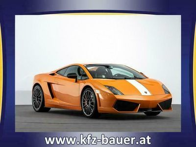gebraucht Lamborghini Gallardo LP550-2 E-Gear Balboni