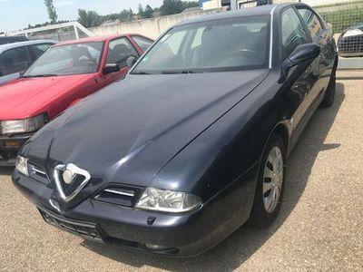 gebraucht Alfa Romeo 166 2.5 V6 24V