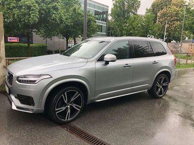 gebraucht Volvo XC90 T6 / R-Design SUV / Geländewagen