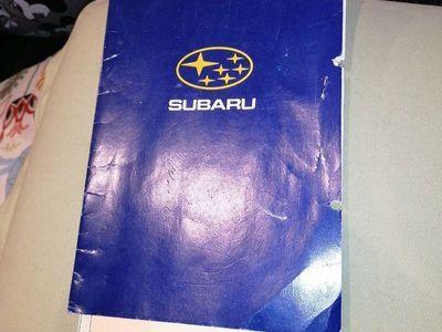 gebraucht Subaru Justy 1,3 4wd Klein-/ Kompaktwagen
