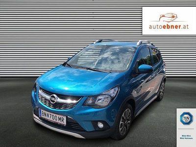 gebraucht Opel Karl 1,0 Ecotec Rocks Start/Stop