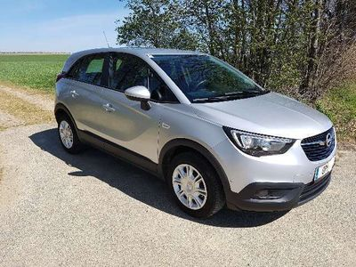 gebraucht Opel Crossland X 1,2 Turbo Direct Injection Edition St./St Aut.