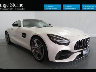gebraucht Mercedes AMG GT C Facelift (neues Modell) NP: 230.522 €