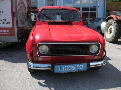 brugt Renault R4 4-112 Klein-/ Kompaktwagen,