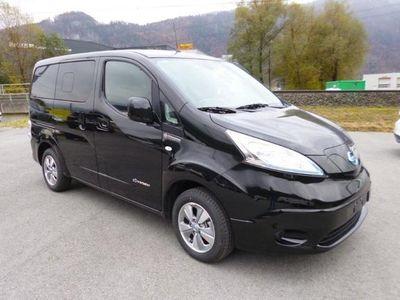gebraucht Nissan e-NV200 Evalia e- Evalia 7- Plätzer Tekna (mit Batterie) 24kWh NW
