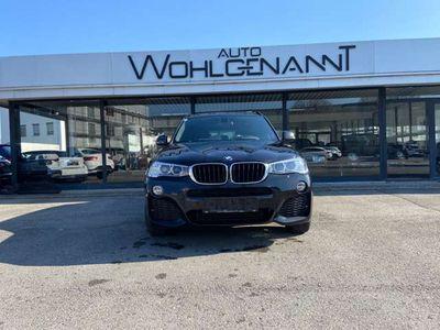 gebraucht BMW X3 xDrive 20d Österreich-Paket