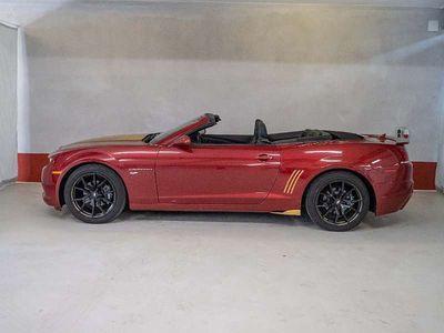 gebraucht Chevrolet Camaro 3,0 V6 CABRIO Cabrio / Roadster
