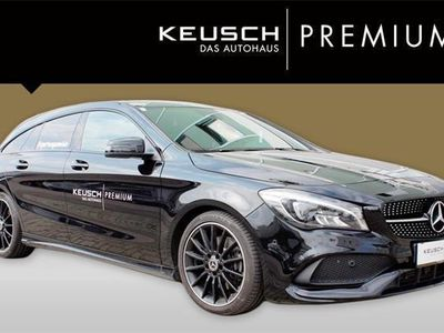 gebraucht Mercedes CLA220 Shooting Brake CLA-Klasse d 4MATIC Aut. Kombi / Family Van,