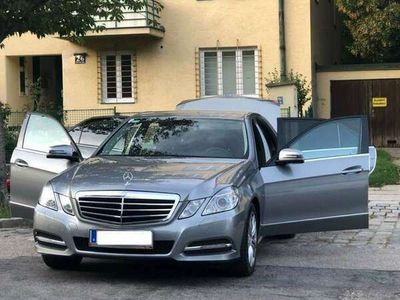 gebraucht Mercedes E300 E-KlasseCDI AVANDGARDE PICKERL NEU Limousine