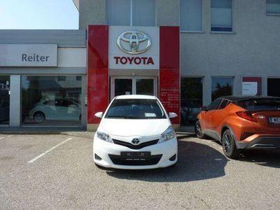 gebraucht Toyota Yaris 1,0 VVT-i