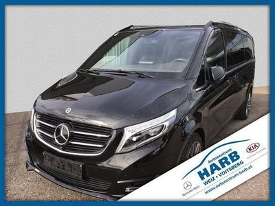 used Mercedes V250 d 4MATIC extralang Avantgarde BRABUS