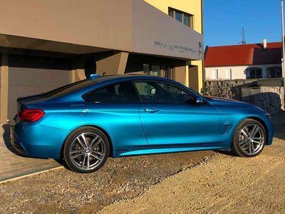 gebraucht BMW 435 4er-Reihe Coupe Diesel Allrad (F32) xDrive Coupe