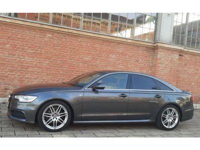 gebraucht Audi A6 3,0 TDI quattro Sport DPF S-tronic // S-Line // Gepflegt // Finanzierung // Limousine