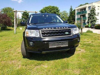 gebraucht Land Rover Freelander 2,2 TD SPORT DPF SUV / Geländewagen