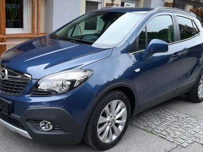 gebraucht Opel Mokka 1,4 Turbo ecoflex Cosmo Start/Stop System