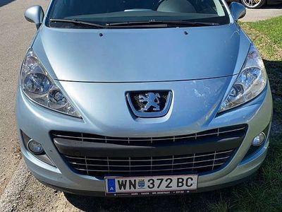 gebraucht Peugeot 207 Ö3 Edition Klein-/ Kompaktwagen