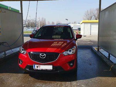 gebraucht Mazda CX-5 CD150 2.2 AWD SUV / Geländewagen