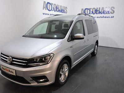 gebraucht VW Caddy Maxi Comfortline TDI
