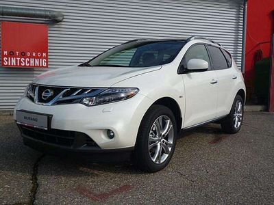 gebraucht Nissan Murano Executive 2,5 dCi DPF Aut. SUV / Offroad