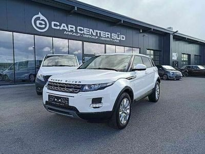 gebraucht Land Rover Range Rover evoque Pure Tech 2,2 eD4