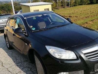 gebraucht Opel Insignia 2.0 CDTI Kombi / Family Van