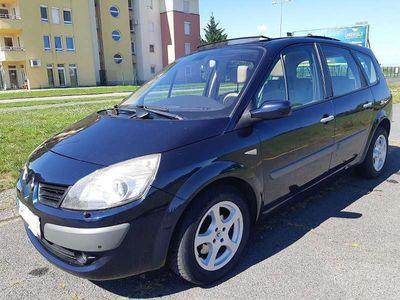 gebraucht Renault Grand Scénic II Privilège 1,9 dCi DPF Kombi / Family Van