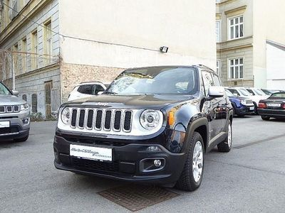 brugt Jeep Renegade 1,6 MultiJet II 120 Limited Limited