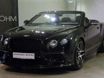 gebraucht Bentley Continental GT Supersports Cabrio ! One of 710 ! Cabrio / Roadster