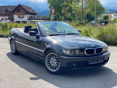 gebraucht BMW 318 Cabriolet 3er-Reihe Cabrio (E46) Österreich-Paket