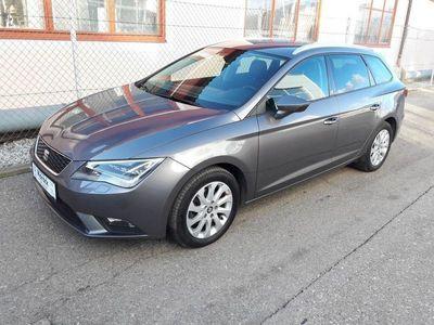 gebraucht Seat Leon Kombi Style 4Drive TDI CR