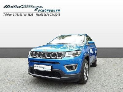 used Jeep Compass 1,6 MultiJet FWD 6MT 120 Limited