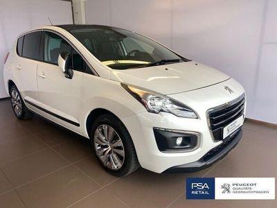 gebraucht Peugeot 3008 1,6 BlueHDi 120 S&S EAT6 Business Line Limousine