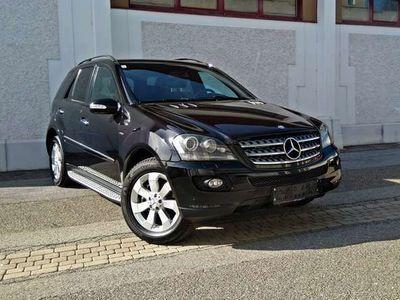 gebraucht Mercedes ML320 CDI 4MATIC Edition 10 Aut. DPF * Top Zustand *
