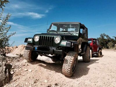 gebraucht Jeep Wrangler 4.0 Sahara