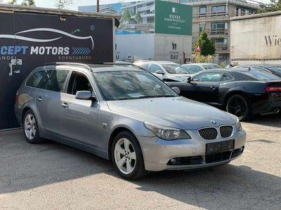 gebraucht BMW 530 xd Kombi Allrad Diesel E61 Österreich-Paket