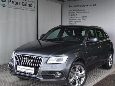 gebraucht Audi Q5 2,0 TDI quattro Sport S-tronic SUV / Geländewagen,