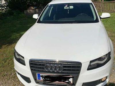 gebraucht Audi A4 Avant 2,0 TDI DPF