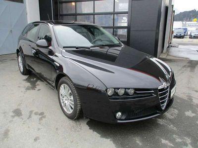 gebraucht Alfa Romeo 159 Alfa SW 1,9 JTDM 16V Progression