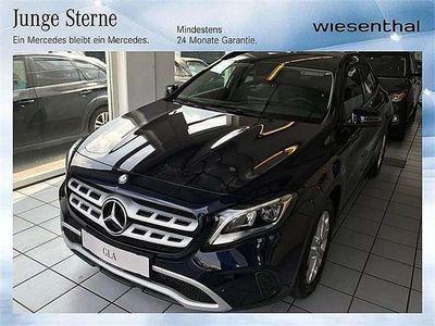 gebraucht Mercedes GLA200 d4MATIC GLA200d4MATIC